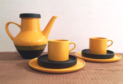 "70'S Germany ""melitta""Coffee Set"