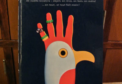 1973 French craft book 「oh,les mains!」