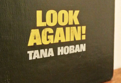 1971 「LOOK AGAIN!」 TANA HOBAN