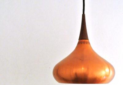 """60'S Denmark Fog & Morup""""Orient"""" Pendant Lamp"""